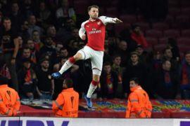 Arsenal lolos ke semifinal Liga Europa