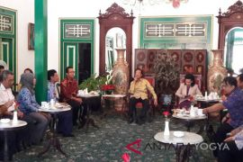 KPU DIY lakukan Coklit di Kediaman Sultan