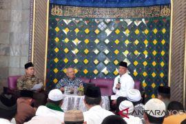 Gatot: pemerintah tidak melarang politik di masjid