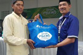 1.300 warga manfaatkan pasar murah BPJS Ketenagakerjaan