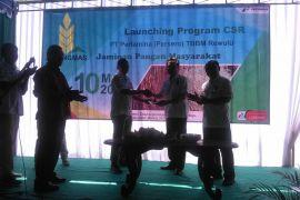Pertamina Rewulu luncurkan program jaminan pangan masyarakat