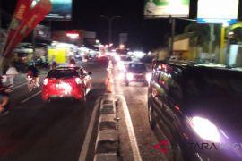 H-5 Lebaran,  arus lalu lintas Purworejo-Yogyakarta masih landai