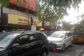 Uji coba lalu lintas  Malioboro Yogyakarta tunggu sarana prasarana