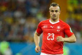 Piala Dunia - Shaqiri ukir gol penentu kemenangan Swiss atas Serbia