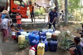 Tiga kecamatan di Bantul dilaporkan mengalami kekeringan
