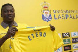 Gelandang Piala Dunia dari Nigeria Etebo direkrut Stoke