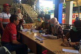 Hipertensi dominasi temuan tes kesehatan sopir bus Angkutan Lebaran