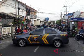 Densus 88 tangkap seorang warga di Condongcatur Sleman