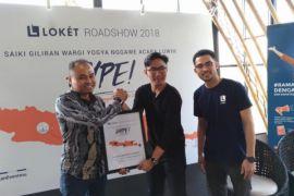 Loket.com mendukung komunitas dan individu kreatif Yogyakarta