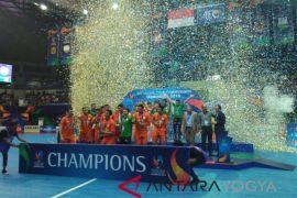 FUTSAL - Mes Sungun Varzaghan Juara AFC Futsal Club