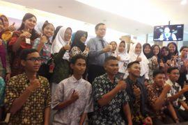 BUMN HADIR - Garuda Indonesia berharap SMN promosikan wisata Yogyakarta