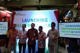 Pasar Beringharjo Yogyakarta Sadar Jaminan Sosial Ketenagakerjaan