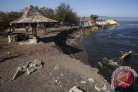 Banjir luapan muara Pantai Samas rendam lahan pertanian
