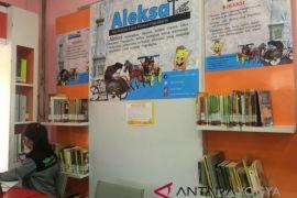 Inovasi perpustakaan Kota Yogyakarta Aleksa resmi diluncurkan