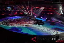 China terima tiga warisan  Asian Games