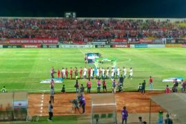 Persija Jakarta kalahkan PSIS Semarang 1-0