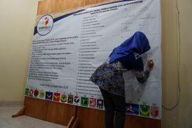 Parpol  di Kulon Progo harus  mewujudkan Pemilu 2019 berintegritas