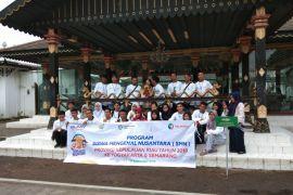 BUMN HADIR - SMN Kepulauan Riau kunjungi Keraton Yogyakarta