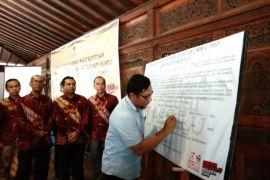 KPU Bantul deklarasikan kampanye damai Pemilu 2019