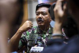 TNI bantu bangun 3.000 rumah korban gempa