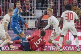 Bayern Muenchen ditahan Augburg 1-1