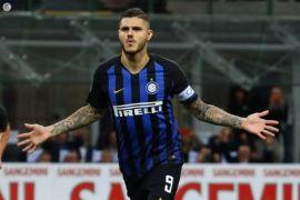 Mauro Icardi dapat kontrak baru dari Inter Milan