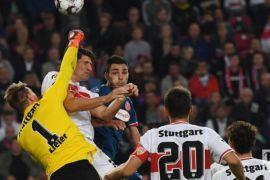Stuttgart bermain imbang melawan Duesseldorf