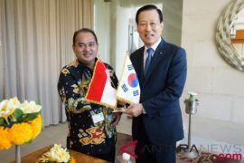 Melalui Industrial Bank of Korea, Korea tawarkan perluasan akses pembiayaan UMKM di Indonesia