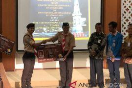 Kartu anggota pramuka Yogyakarta bisa dimanfaatkan sebagai ATM
