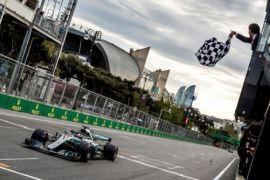 Lewis Hamilton bisa raih lima gerlar juara dunia Formula 1