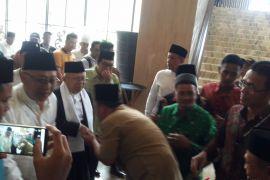 Ma'ruf Amin gelar pertemuan dengan Pengurus NU Se-DIY
