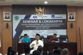 Dai di Yogyakarta mendapat edukasi keuangan syariah