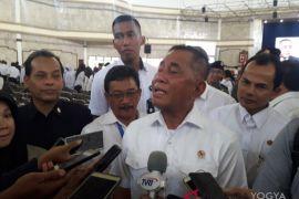 Menhan: tak mau mengakui Pancasila pindah saja ke negara lain