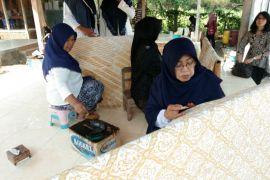 Batik nitik Bantul menjadi warisan budaya