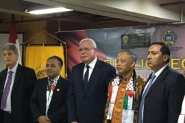 Sebagai bentuk dukungan, Menlu Palestina ajak masyarakat Indonesia kunjungi Yerussalem
