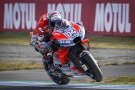 Dovizioso amankan posisi start terdepan di MotoGP Jepang 2018