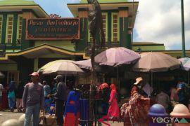 Pedagang tradisional di Yogyakarta dilatih berjualan