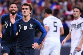 Prancis gunduli Jerman 2-1 di Nation League