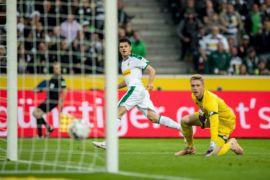 Borussia Moenchengladbach gunduli Mainz 4-0