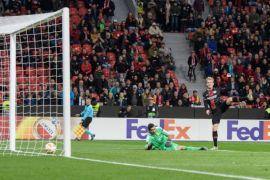Larnaca dihajar Bayer Leverkusen 2-4