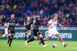 Kalahkan Nimes, Lyon duduki posisi ketiga di LIga Prancis