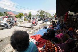 346 personel TNI-Polri sterilkan Bandara Palu