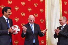 Empat negara Balkan ingin jadi tuan rumah Piala Dunia 2030