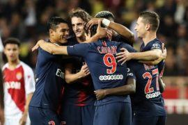 Paris St Germain taklukkan AS Monaco 4-0