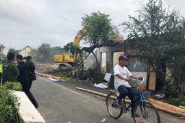 Daop 6 tertibkan aset di Bumijo Yogyakarta