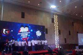 Relawan Blusukan Jokowi DIY komitmen kampanye sehat