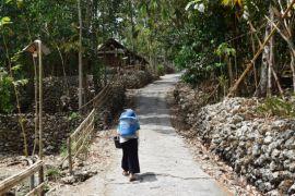 ACT DIY  membangun sumur wakaf di Gunung Kidul