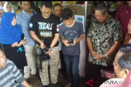 SBY berlibur di Gunung Kidul