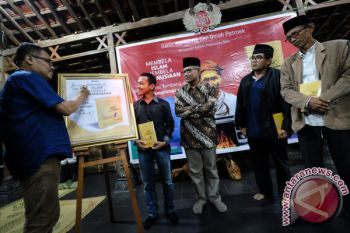 Launching Buku Membela Islam, Membela Kemanusiaan