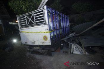 Pasca Penangkapan Terduga Teroris di Yogyakarta